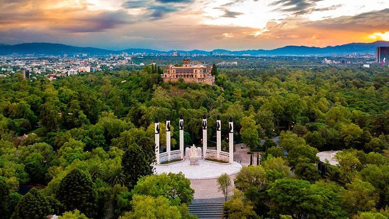 Bosque de Chapultepec CDMX