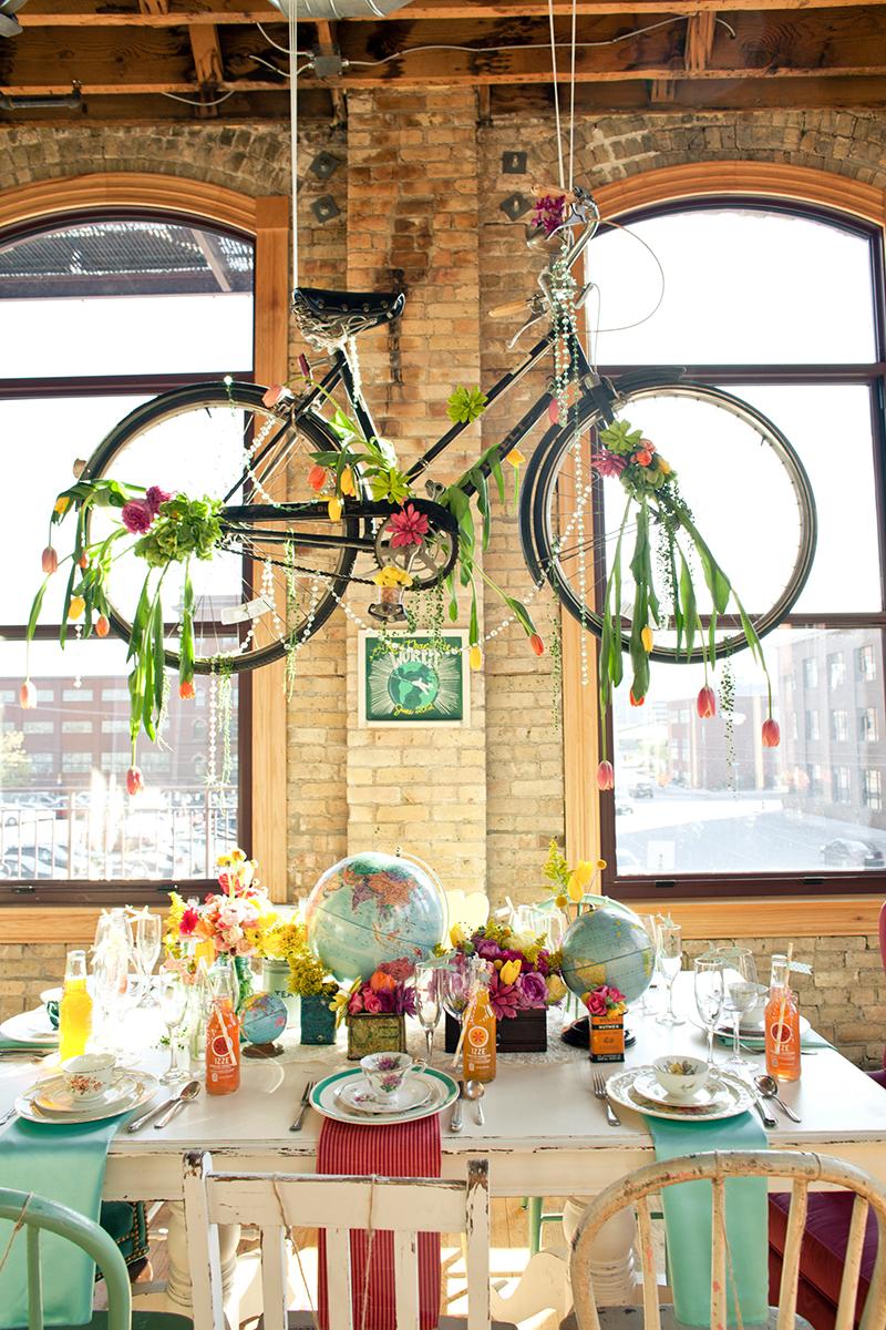decoracion de boda vintage