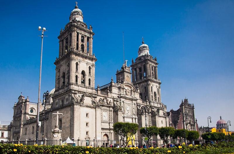 Catedral Metropolitana CDMX