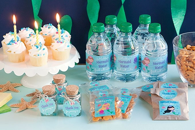 ideas_dulceros_personalizados_sirenita_fiestas_infantiles_economicos_niña_bonitos_cdmx_hacer_en_casa_faciles