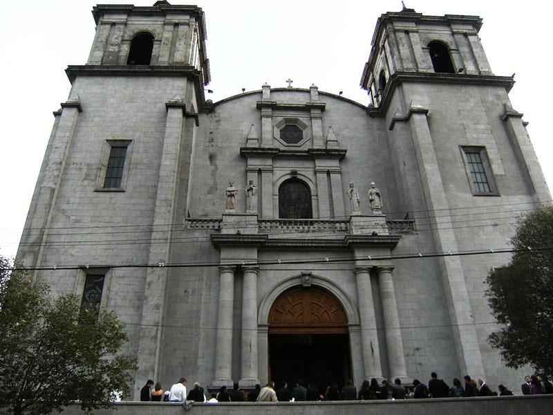 Iglesia de la Covadonga, iglesias bonitas para tu Boda CDMX