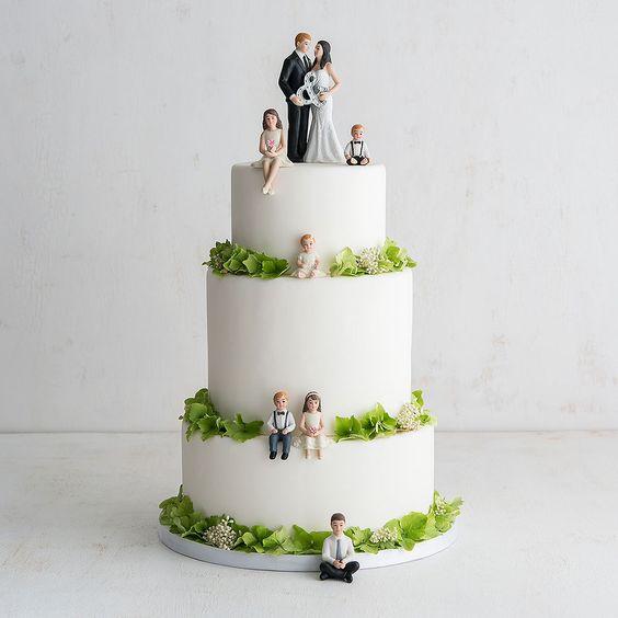 muñecos_para_pastel_de_bodas_con_hijos_niños_personalizados_decoracion_df_porcelana_bonitas
