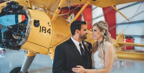 llavero para boda volando juntos, recuerdo para boda