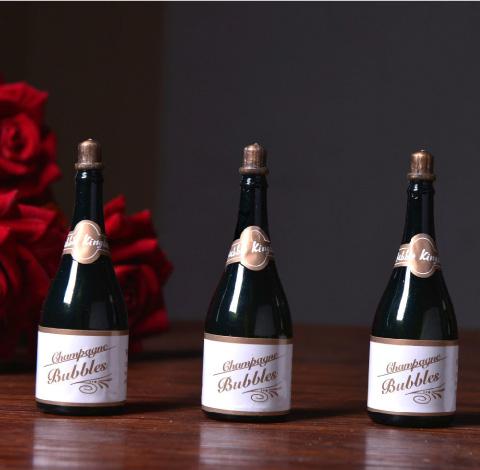burbujeros de champagne