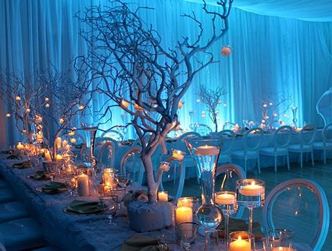 Saleros de pececitos enamorados, perfecto para bodas con temática marina.