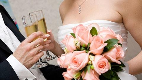 Set de vino para boda, sacacorchos para brindis de la boda