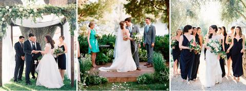 boda con temática floral