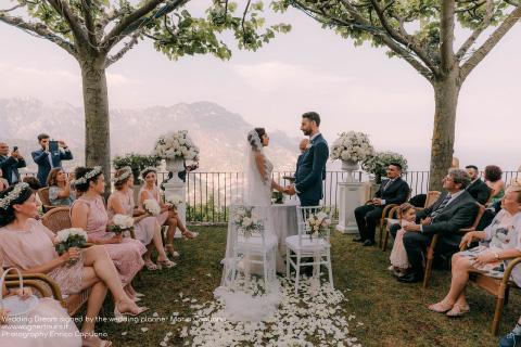 boda con tematica floral