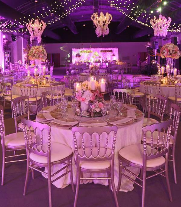 decoracion para bodas o Xv años