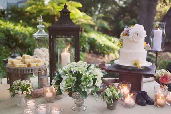 decoracion con tematica para boda, baby shower o bautizo