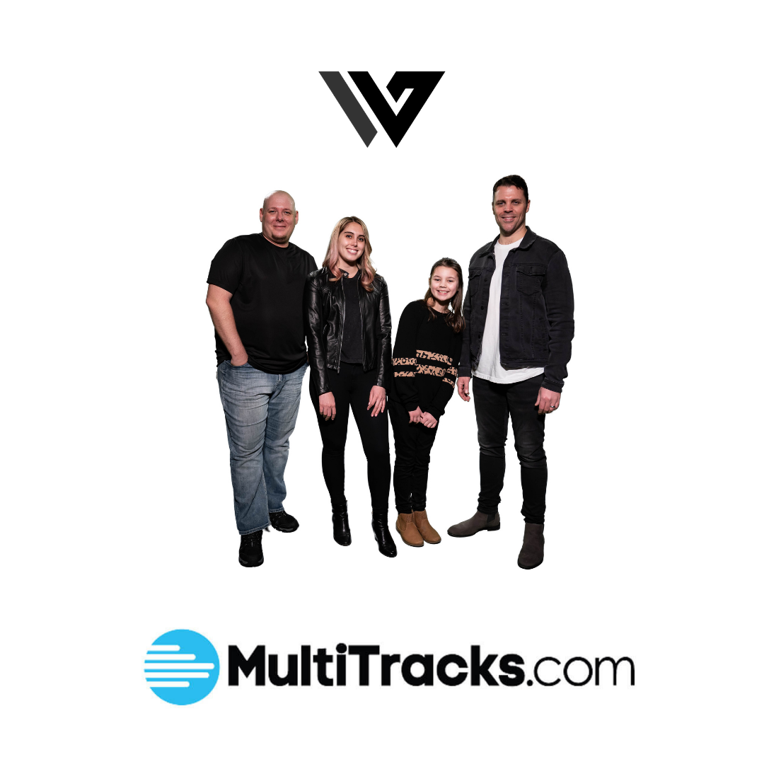 <p>We are super excited to announce our exclusive partnership with <strong>multitracks.com</strong></p>