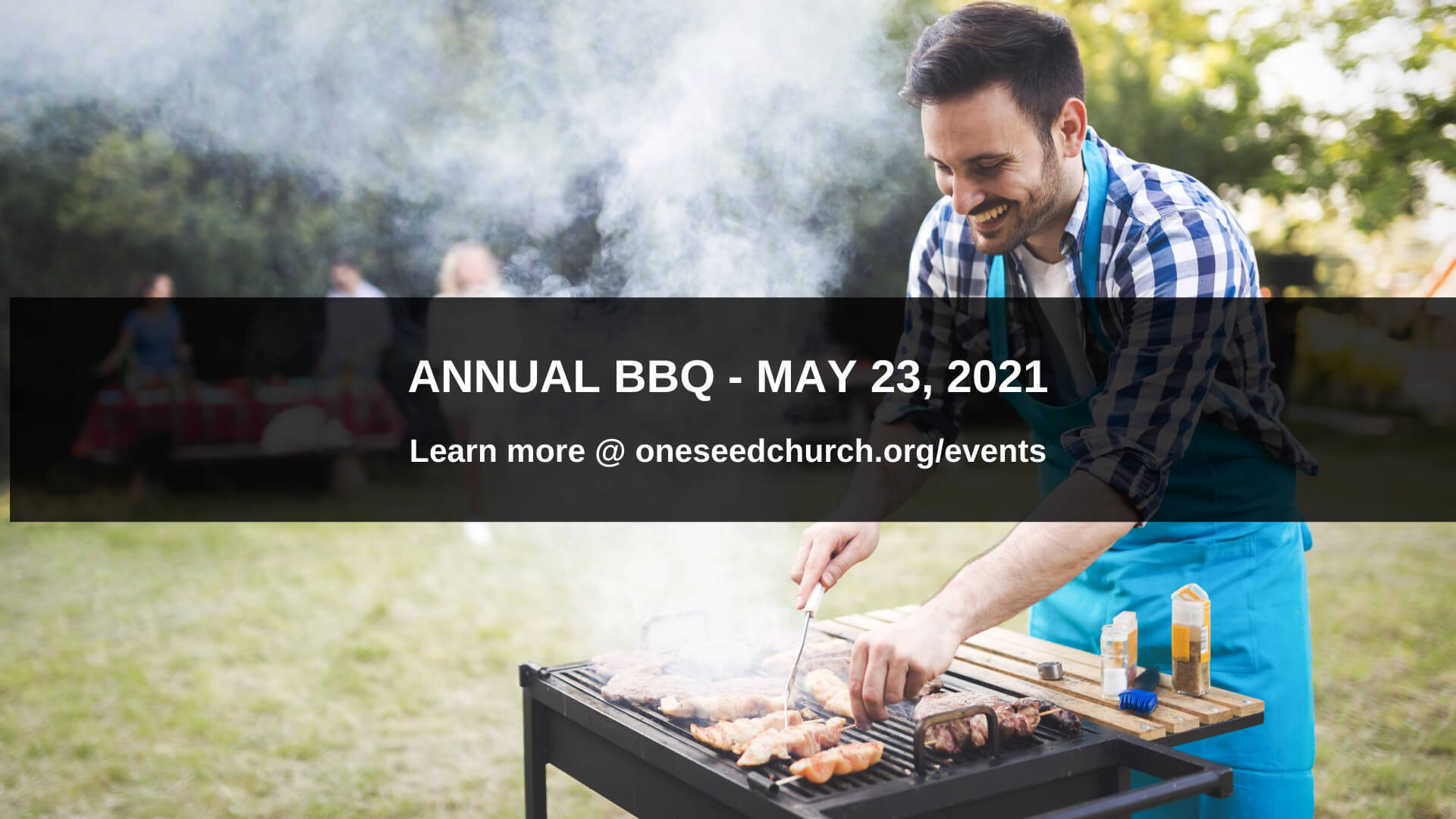 """<p>Join us May 23rd at Quail Ridge Park for food and fun!</p>  <p><strong>RSVP BELOW:</strong><br /> <a href=""""https://form.jotform.com/211044006513135"""" target=""""_blank"""">https://form.jotform.com/211044006513135</a></p>  <p><strong>Want to know what other&#39;s are bringing?&nbsp; Check out the food list here:</strong><br />  <a href=""""https://oneseedchurch.org/foodlist"""" target=""""_blank"""">https://oneseedchurch.org/foodlist</a></p>"""