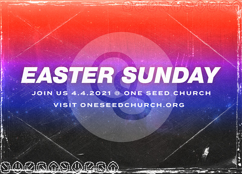 <p>We&#39;d love for you to be our guest on Easter Sunday!&nbsp; Join us as we celebrate the risen savior!</p>
