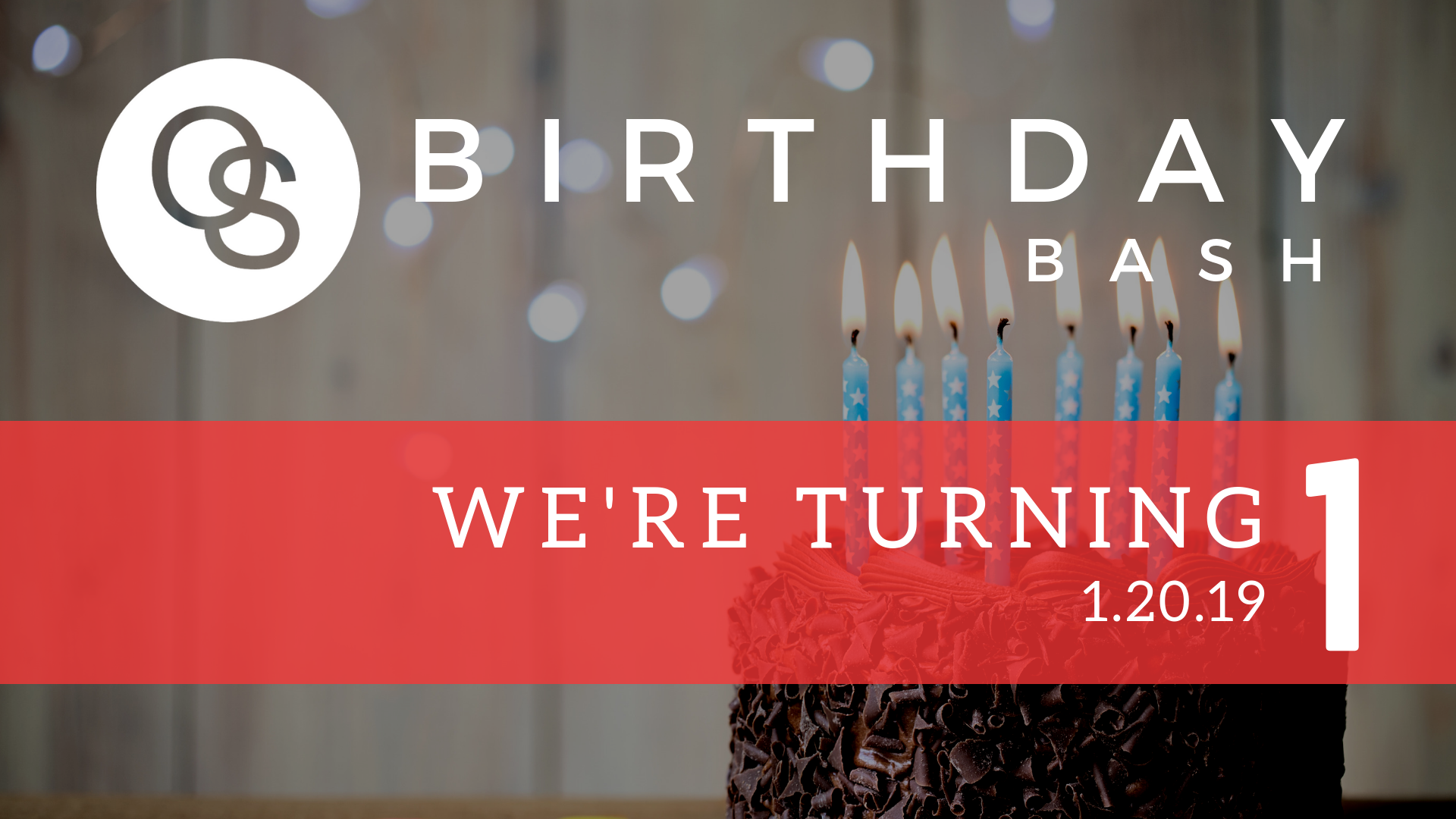 One Seed Church is turning 1 years old! Join us for this special service and continue the birthday celebration in the foyer immediately afterwards. Lunch provided as we meet and greet and blow out the 1 year old birthday candle!