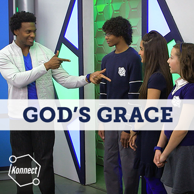 <p>Our best isn&rsquo;t good enough&mdash;but God&rsquo;s grace is!</p>