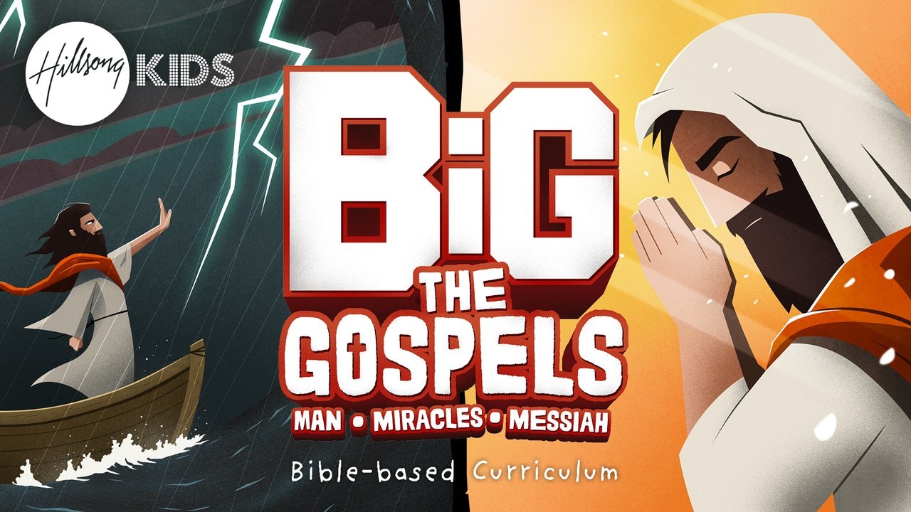 <p>BiG Picture: JESUS - Miracles<br />
