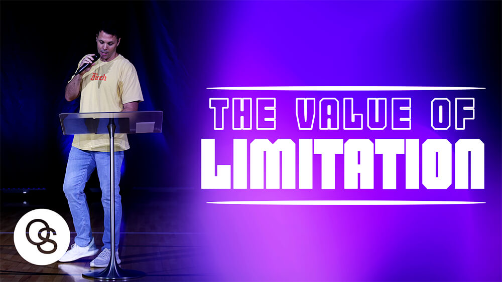 God delivers great value through limitation -- Subscribe to the latest sermons: https://oneseedchurch.org/sermons/  To support this ministry and help us continue to reach people all around the world click here:  https://oneseedchurch.org/giving/  Discover God's perfect plan made just for you. This is the vision of One Seed Church, led by Pastor Jeff Gwaltney and based in St. Louis, Missouri.  --  Stay Connected  Website:  https://oneseedchurch.org/  One Seed Church Facebook:  http://facebook.com/oneseedchurch.org  One Seed Church Instagram:  https://www.instagram.com/oneseedchurch/  One Seed Church Twitter:  https://twitter.com/oneseedchurch  One Seed Church Mobile App: https://play.google.com/store/apps/details?id=com.customchurchapps.oneseed https://itunes.apple.com/us/app/oneseed/id1248467008?ls=1&mt=8  Jeff Gwaltney YouTube:  https://www.youtube.com/jeffgwaltneyofficial  Jeff Gwaltney Facebook:  https://facebook.com/jeffgwaltneyOfficial/  Jeff Gwaltney Instagram:  https://www.instagram.com/jeffgwaltney/  Jeff Gwaltney Twitter:  https://twitter.com/jeffgwaltney  #jeffgwaltney #oneseedchurch #thevalueoflimitation