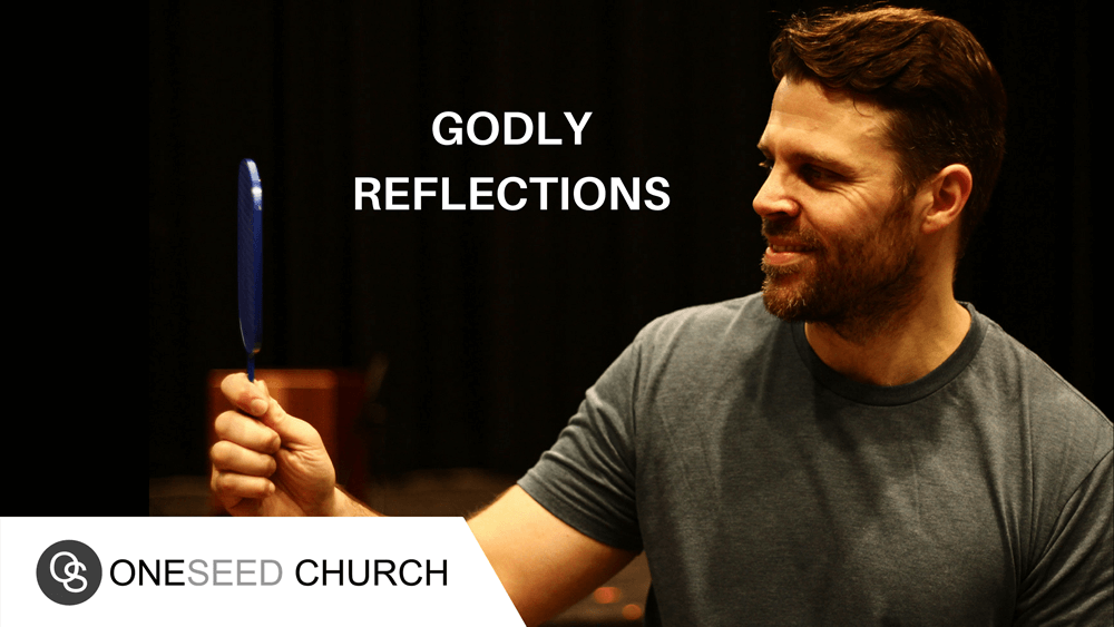 If your life was a mirror of God, what would others see?