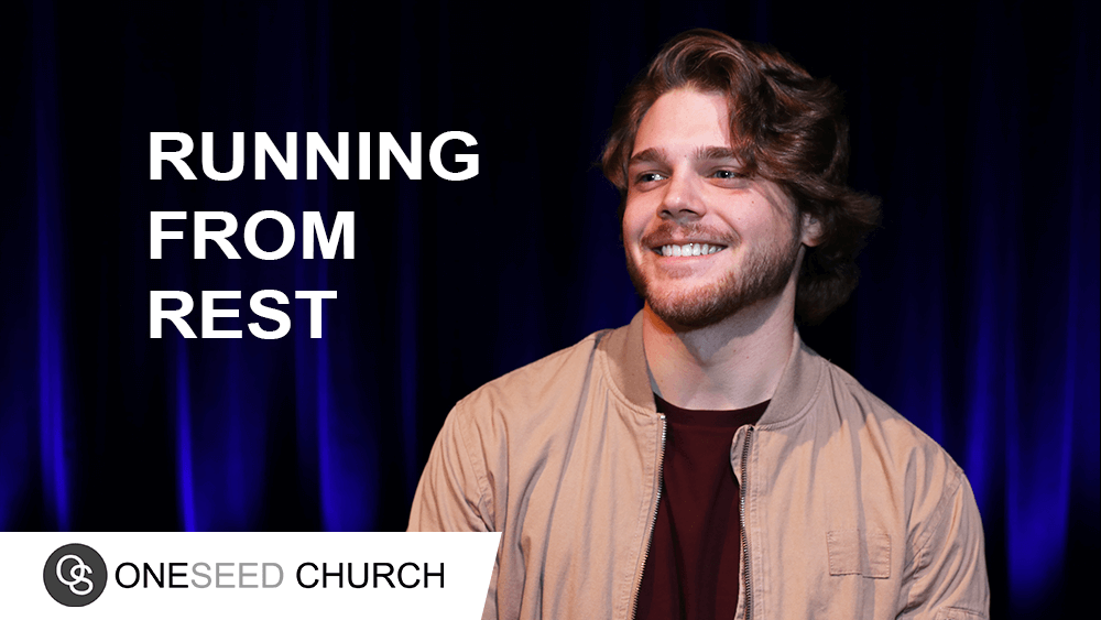 What are you running from?--Subscribe to the latest sermons: https://oneseedchurch.org/sermons/To support this ministry and help us continue to reach people all around the world click here: https://oneseedchurch.org/giving/Discover God's perfect plan made just for you. This is the vision of One Seed Church, led by Pastor Jeff Gwaltney and based in St. Louis, Missouri.--Stay ConnectedWebsite: https://oneseedchurch.org/One Seed Church Facebook: http://facebook.com/oneseedchurch.orgOne Seed Church Instagram: https://www.instagram.com/oneseedchurch/One Seed Church Twitter: https://twitter.com/oneseedchurchOne Seed Church Mobile App:https://play.google.com/store/apps/details?id=com.customchurchapps.oneseedhttps://itunes.apple.com/us/app/oneseed/id1248467008?ls=1&mt=8Jeff Gwaltney YouTube: https://www.youtube.com/jeffgwaltneyofficialJeff Gwaltney Facebook: https://facebook.com/jeffgwaltneyOfficial/Jeff Gwaltney Instagram: https://www.instagram.com/jeffgwaltney/Jeff Gwaltney Twitter: https://twitter.com/jeffgwaltney#jeffgwaltney #oneseedchurch #rest