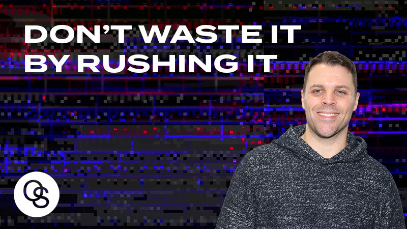 Don't Waste It By Rushing It  -- Subscribe to the latest sermons: https://oneseedchurch.org/sermons/  To support this ministry and help us continue to reach people all around the world click here:  https://oneseedchurch.org/giving/  Discover God's perfect plan made just for you. This is the vision of One Seed Church, led by Pastor Jeff Gwaltney and based in St. Louis, Missouri.  --  Stay Connected  Website:  https://oneseedchurch.org/  One Seed Church Facebook:  http://facebook.com/oneseedchurch.org  One Seed Church Instagram:  https://www.instagram.com/oneseedchurch/  One Seed Church Twitter:  https://twitter.com/oneseedchurch  One Seed Church Mobile App: https://play.google.com/store/apps/details?id=com.customchurchapps.oneseed https://itunes.apple.com/us/app/oneseed/id1248467008?ls=1&mt=8  Jeff Gwaltney YouTube:  https://www.youtube.com/jeffgwaltneyofficial  Jeff Gwaltney Facebook:  https://facebook.com/jeffgwaltneyOfficial/  Jeff Gwaltney Instagram:  https://www.instagram.com/jeffgwaltney/  Jeff Gwaltney Twitter:  https://twitter.com/jeffgwaltney  #jeffgwaltney #oneseedchurch #dontwasteitbyrushingit