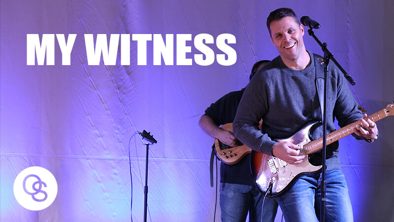 My witness is not of myself; I need a Holy Ghost witness. -- Subscribe to the latest sermons: https://oneseedchurch.org/sermons/  To support this ministry and help us continue to reach people all around the world click here:  https://oneseedchurch.org/giving/  Discover God's perfect plan made just for you. This is the vision of One Seed Church, led by Pastor Jeff Gwaltney and based in St. Louis, Missouri.  --  Stay Connected  Website:  https://oneseedchurch.org/  One Seed Church Facebook:  http://facebook.com/oneseedchurch.org  One Seed Church Instagram:  https://www.instagram.com/oneseedchurch/  One Seed Church Twitter:  https://twitter.com/oneseedchurch  One Seed Church Mobile App: https://play.google.com/store/apps/details?id=com.customchurchapps.oneseed https://itunes.apple.com/us/app/oneseed/id1248467008?ls=1&mt=8  Jeff Gwaltney YouTube:  https://www.youtube.com/jeffgwaltneyofficial  Jeff Gwaltney Facebook:  https://facebook.com/jeffgwaltneyOfficial/  Jeff Gwaltney Instagram:  https://www.instagram.com/jeffgwaltney/  Jeff Gwaltney Twitter:  https://twitter.com/jeffgwaltney  #jeffgwaltney #oneseedchurch #mywitness