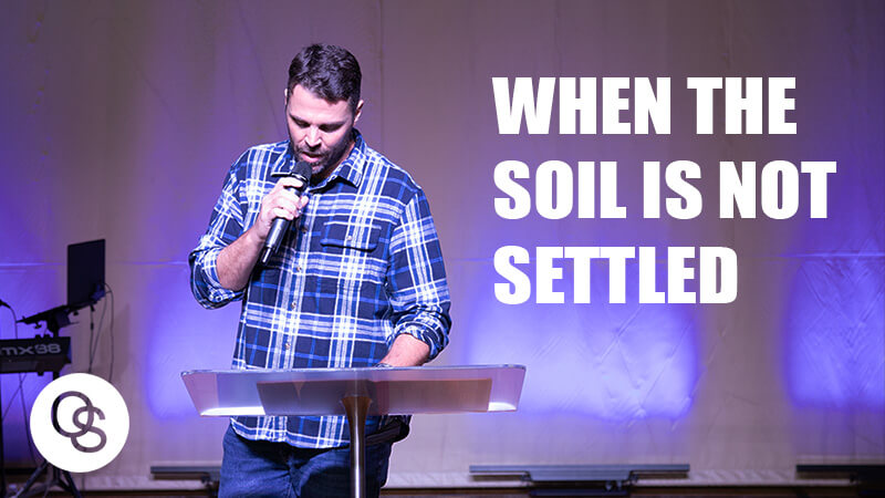Don't neglect good soil because it's not settled--Subscribe to the latest sermons: https://oneseedchurch.org/sermons/To support this ministry and help us continue to reach people all around the world click here: https://oneseedchurch.org/giving/Discover God's perfect plan made just for you. This is the vision of One Seed Church, led by Pastor Jeff Gwaltney and based in St. Louis, Missouri.--Stay ConnectedWebsite: https://oneseedchurch.org/One Seed Church Facebook: http://facebook.com/oneseedchurch.orgOne Seed Church Instagram: https://www.instagram.com/oneseedchurch/One Seed Church Twitter: https://twitter.com/oneseedchurchOne Seed Church Mobile App:https://play.google.com/store/apps/details?id=com.customchurchapps.oneseedhttps://itunes.apple.com/us/app/oneseed/id1248467008?ls=1&mt=8Jeff Gwaltney YouTube: https://www.youtube.com/jeffgwaltneyofficialJeff Gwaltney Facebook: https://facebook.com/jeffgwaltneyOfficial/Jeff Gwaltney Instagram: https://www.instagram.com/jeffgwaltney/Jeff Gwaltney Twitter: https://twitter.com/jeffgwaltney#jeffgwaltney #oneseedchurch #