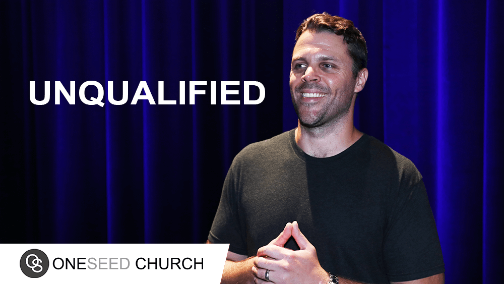 Your faithfulness to FOLLOW God will qualify you to walk where the world has disqualified you from going.