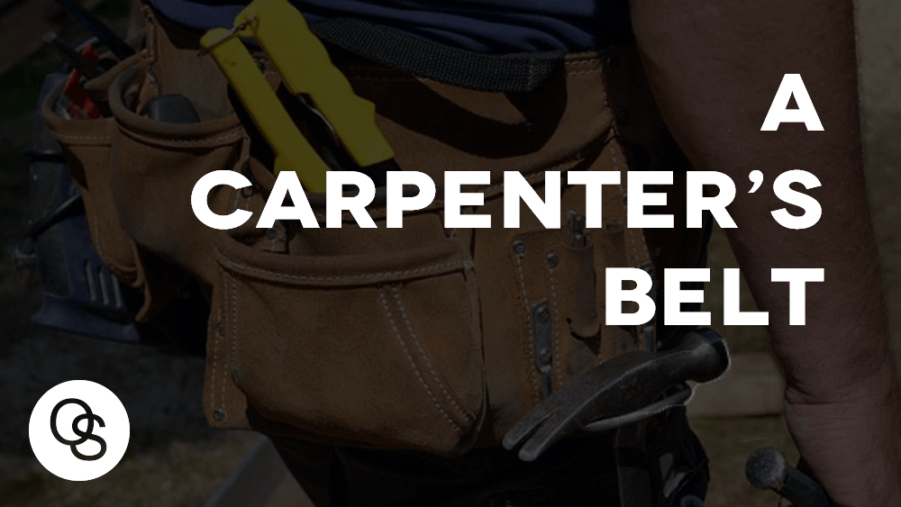 You've been called to become a carpenter… in Christ  --  Subscribe to the latest sermons: https://oneseedchurch.org/sermons/  To support this ministry and help us continue to reach people all around the world click here:  https://oneseedchurch.org/giving/  Discover God's perfect plan made just for you. This is the vision of One Seed Church, led by Pastor Jeff Gwaltney and based in St. Louis, Missouri.  --  Stay Connected  Website:  https://oneseedchurch.org/  One Seed Church Facebook:  http://facebook.com/oneseedchurch.org  One Seed Church Instagram:  https://www.instagram.com/oneseedchurch/  One Seed Church Twitter:  https://twitter.com/oneseedchurch  One Seed Church Mobile App: https://play.google.com/store/apps/details?id=com.customchurchapps.oneseed https://itunes.apple.com/us/app/oneseed/id1248467008?ls=1&mt=8  Jeff Gwaltney YouTube:  https://www.youtube.com/jeffgwaltneyofficial  Jeff Gwaltney Facebook:  https://facebook.com/jeffgwaltneyOfficial/  Jeff Gwaltney Instagram:  https://www.instagram.com/jeffgwaltney/  Jeff Gwaltney Twitter:  https://twitter.com/jeffgwaltney  #jeffgwaltney #oneseedchurch #acarpentersbelt