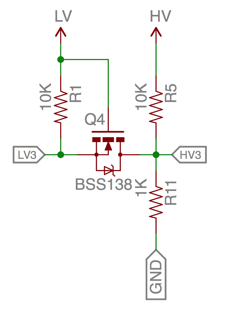 Schematic Level Shifter And Relay Board Open Storm Docsopen Circuit Lv3 Hv3