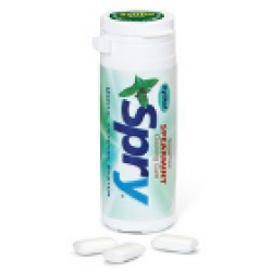 Spearmint Xylitol Gum (30 ct)