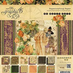 SALE Graphic 45 An Eirei tale 8x8