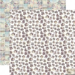 SALE Double sided cardstock Everyday Eclectic Cameras  Sale