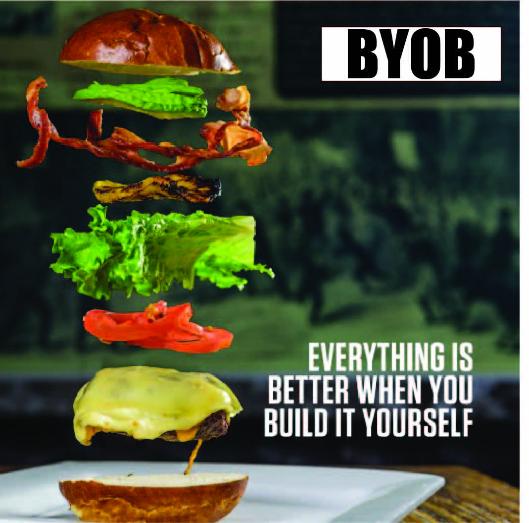 Build-Your-Own Burger!