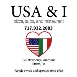 USA & I Pizza, Subs and Restaurant