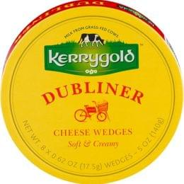 Kerrygold Dubliner Cheese Triangles 142g (5oz) X 12