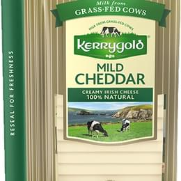 Kerrygold Mild Cheddar Slices 200g (7oz) Sold Out