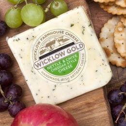 Wicklow Gold Cheddar Nettle & Chive 148g (5.2oz)