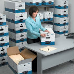 3 tips for choosing file storage boxes for archiving documents.