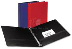Avery® Economy Reference Binder with Round Rings