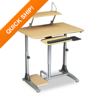 BALT® Ergo Sit/Stand Workstation
