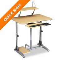 BALT® Ergo Sit/Stand Workstation