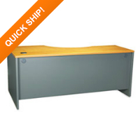 Bush® Series C Corner Desk Module