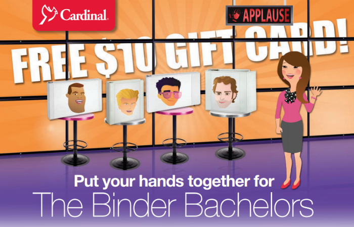 Download Cardinal 3 Ring Binders Mail in Rebate for a FREE Target or Best Buy Gift Card