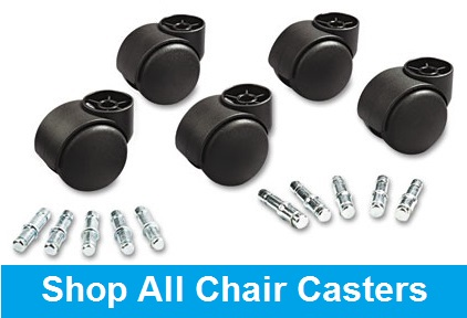 Office Chair Caster Guide Ontimesupplies Com