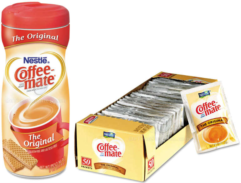 Coffee-mate® Non-Dairy Powdered Coffee Creamers