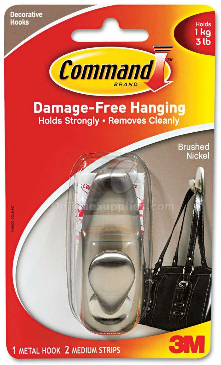 Command hooks metal by 3m ontimesupplies ontimesupplies 3m command metal hooks amipublicfo Choice Image