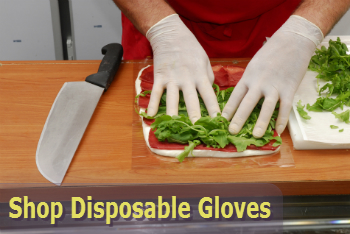 Shop Disposable Gloves at On Time Supplies