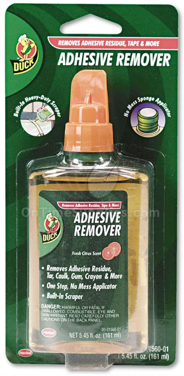 Duc000156001 Adhesive Remover By Duck Ontimesupplies Com