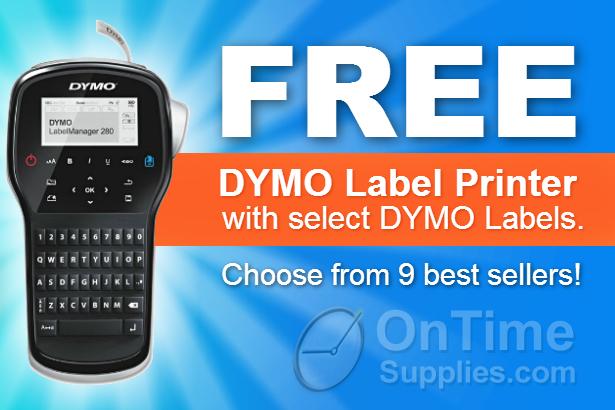 DYMO Labels Mail in Rebate