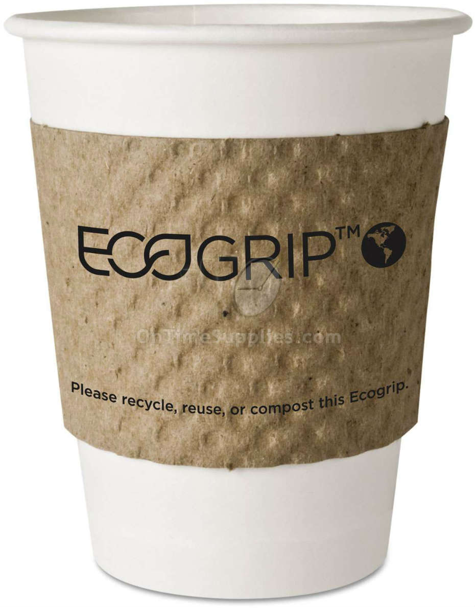 ECOEG2000 Paper Coffee Cup Sleeves by Eco-Products®